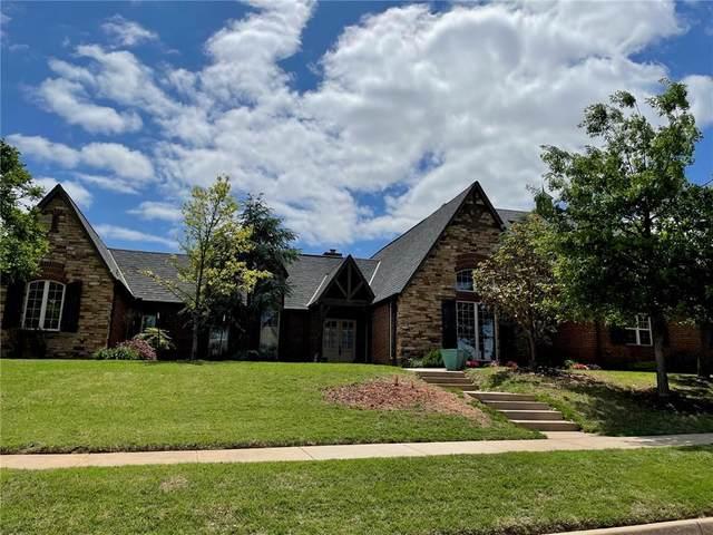 5604 NW 133rd Terrace, Oklahoma City, OK 73142 (MLS #956957) :: Homestead & Co
