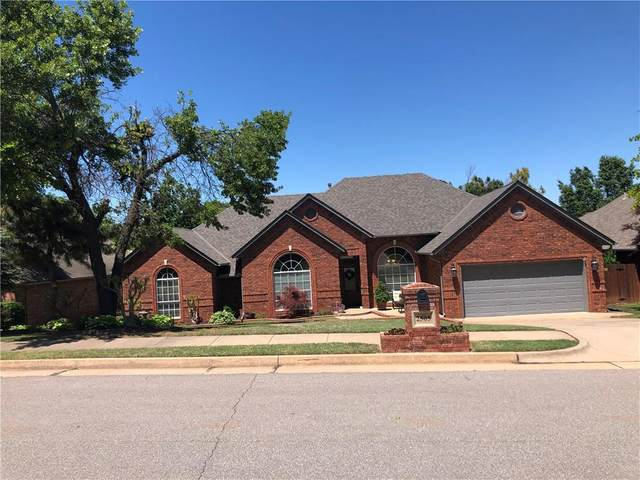 2505 Pawnee Xing, Edmond, OK 73034 (MLS #956958) :: The UB Home Team at Whittington Realty