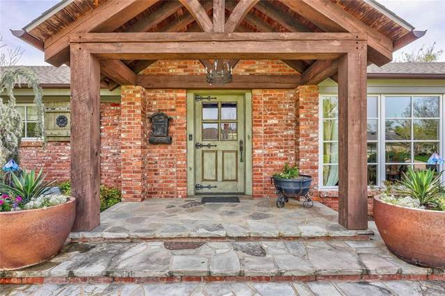 1607 Westminster Place, Nichols Hills, OK 73120 (MLS #956961) :: Homestead & Co