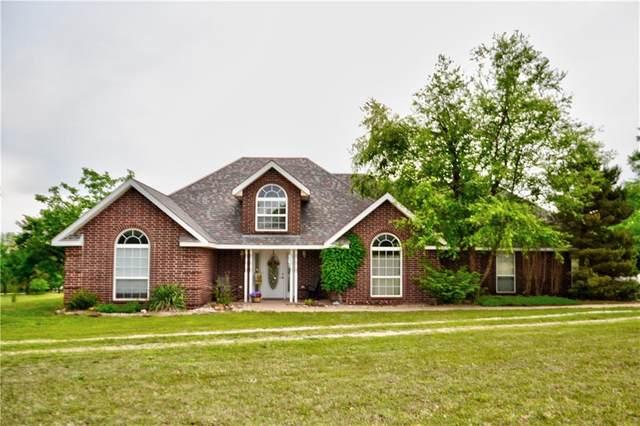 9803 Hickory Hollow, Shawnee, OK 74804 (MLS #956964) :: Homestead & Co