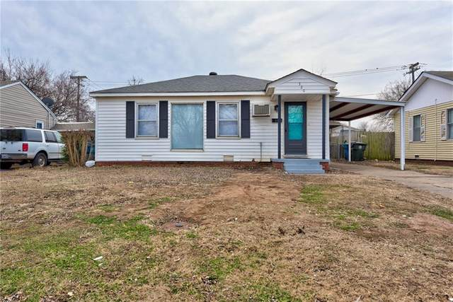 320 E Jacobs Drive, Midwest City, OK 73110 (MLS #956968) :: ClearPoint Realty