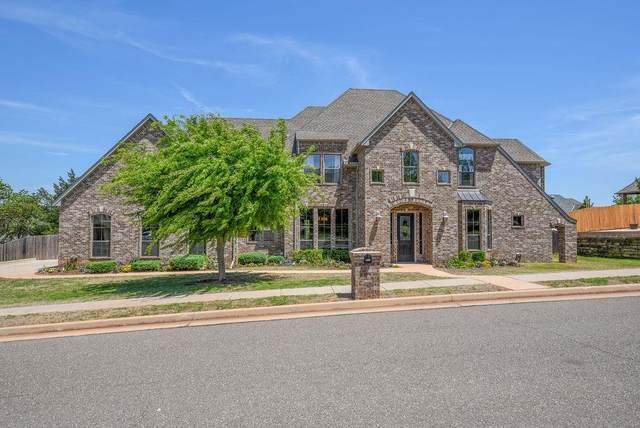 2700 Warwick Place, Edmond, OK 73013 (MLS #956982) :: Homestead & Co