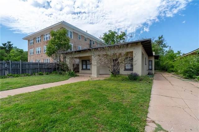 131 NW 16th Street, Oklahoma City, OK 73103 (MLS #956991) :: Erhardt Group at Keller Williams Mulinix OKC
