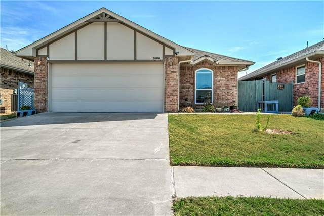 5800 Marblewood Drive, Oklahoma City, OK 73179 (MLS #957006) :: ClearPoint Realty