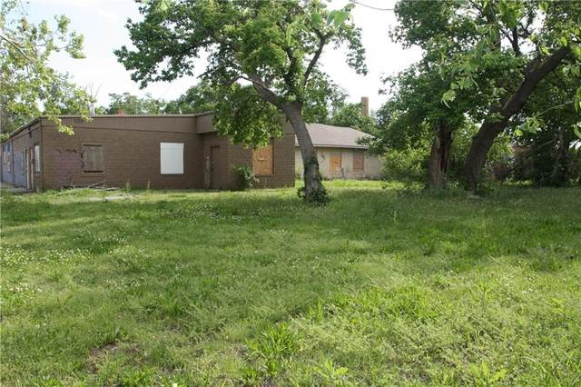1417 S Blackwelder Avenue, Oklahoma City, OK 73108 (MLS #957023) :: Keller Williams Realty Elite