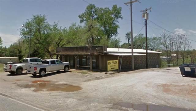 111 N Ken Miller Boulevard, Longdale, OK 73755 (MLS #957031) :: Homestead & Co