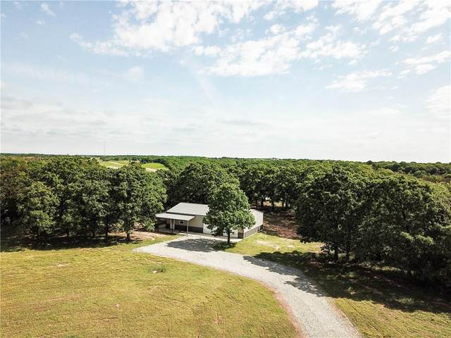 355932 E 970 Road, Prague, OK 74079 (MLS #957034) :: Maven Real Estate