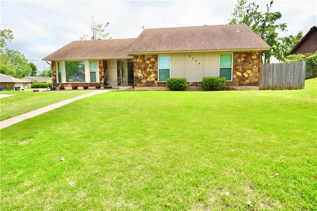 9724 Kent Drive, Midwest City, OK 73130 (MLS #957047) :: The UB Home Team at Whittington Realty