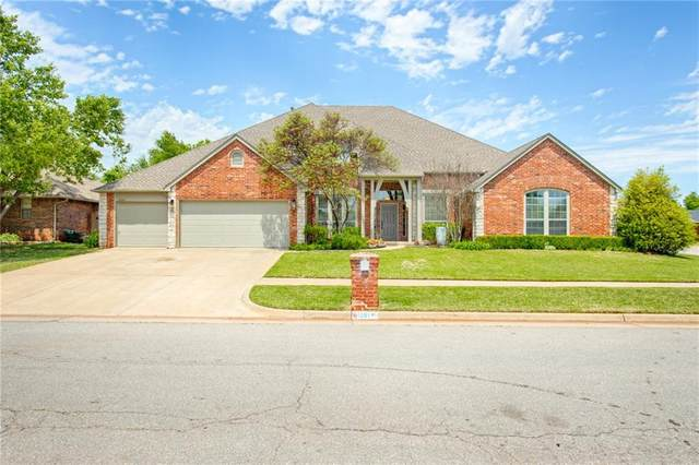 1201 NW 195th Street, Edmond, OK 73012 (MLS #957057) :: KG Realty