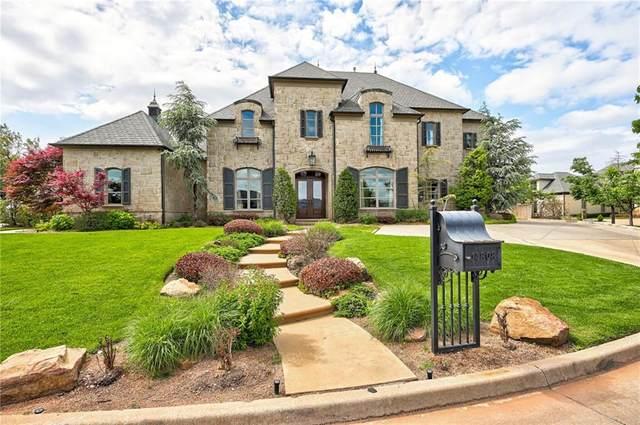 14808 Aurea Lane, Oklahoma City, OK 73142 (MLS #957068) :: Erhardt Group at Keller Williams Mulinix OKC