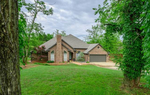 10712 Green Valley Road, Oklahoma City, OK 73151 (MLS #957077) :: Homestead & Co