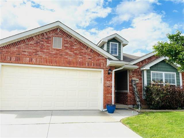 8424 SW 47th Circle, Oklahoma City, OK 73179 (MLS #957081) :: Homestead & Co