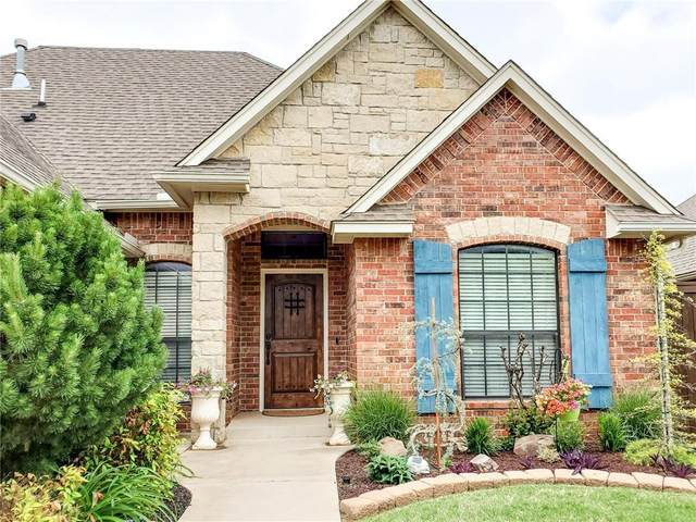 10217 SW 25th Street, Yukon, OK 73099 (MLS #957088) :: Keller Williams Realty Elite