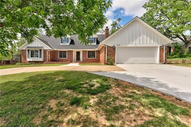 1213 Fox Bluff Court, Edmond, OK 73034 (MLS #957091) :: Homestead & Co