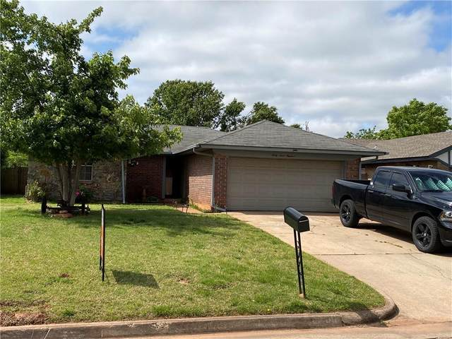 3300 SE 56th Street, Oklahoma City, OK 73135 (MLS #957097) :: Homestead & Co