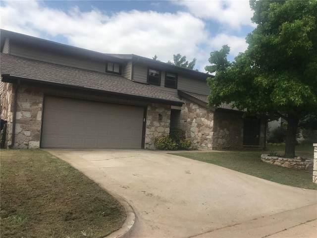 3016 Castlerock Road, Oklahoma City, OK 73120 (MLS #957098) :: Erhardt Group at Keller Williams Mulinix OKC