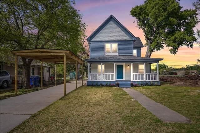 619 E Frank Street, Norman, OK 73071 (MLS #957117) :: Maven Real Estate