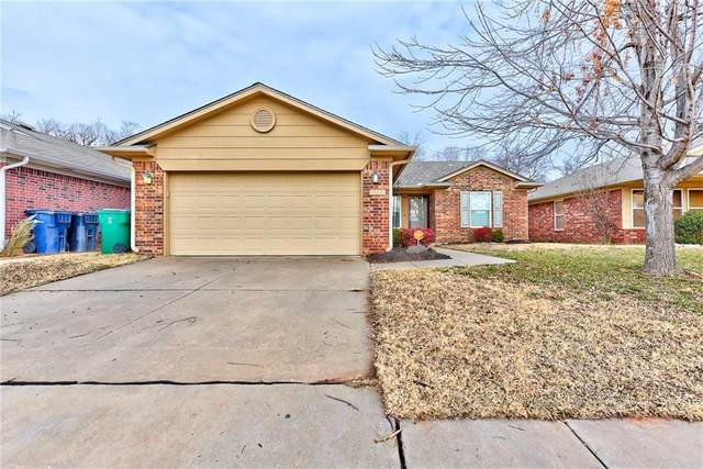 9705 SW 24th Terrace, Oklahoma City, OK 73128 (MLS #957145) :: Keller Williams Realty Elite