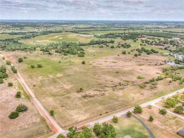 Hwy 74B, Blanchard, OK 73010 (MLS #957150) :: Homestead & Co