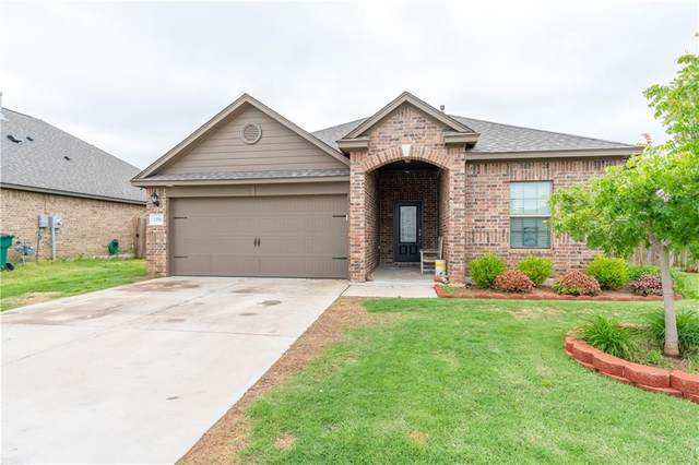 3309 Grace Lake Court, Yukon, OK 73099 (MLS #957156) :: Keller Williams Realty Elite