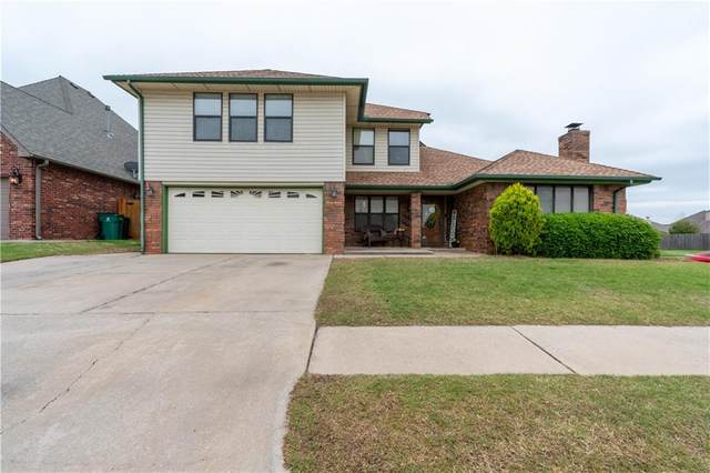 1144 SW 128TH Street, Oklahoma City, OK 73170 (MLS #957158) :: Keller Williams Realty Elite
