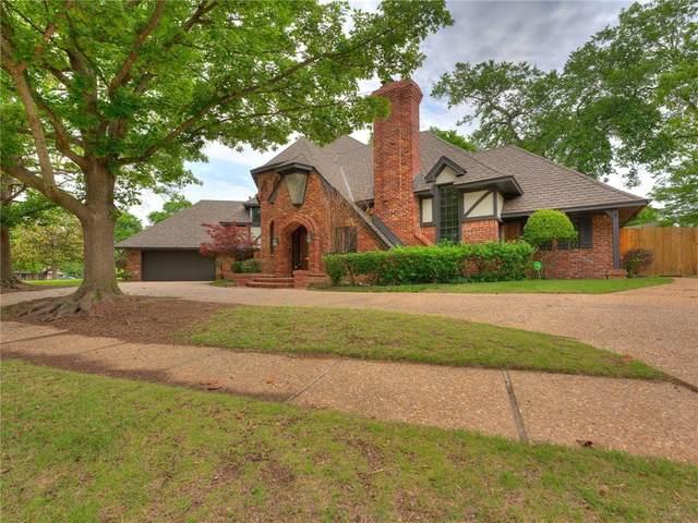 2821 Castlewood Drive, Norman, OK 73072 (MLS #957160) :: Maven Real Estate