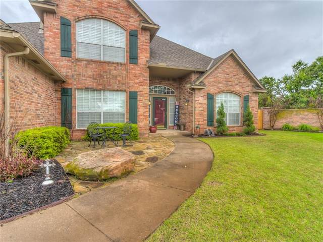 11012 Wineview Drive, Oklahoma City, OK 73170 (MLS #957162) :: Keller Williams Realty Elite