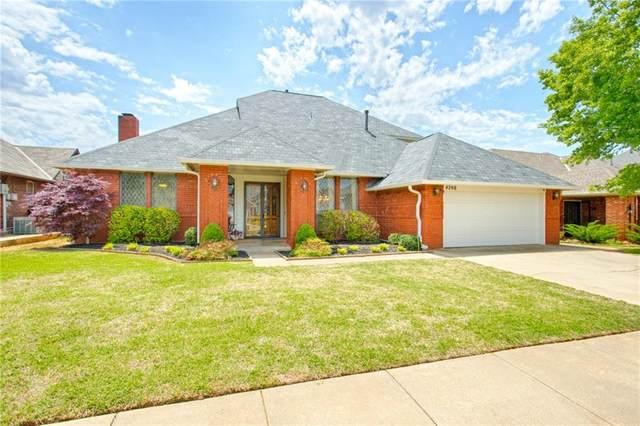 4208 NW 145th Street, Oklahoma City, OK 73134 (MLS #957168) :: Keller Williams Realty Elite