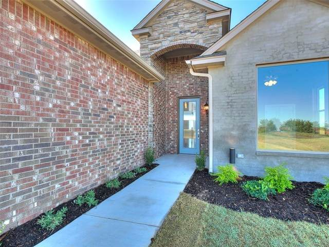 13212 Brampton Way, Yukon, OK 73099 (MLS #957169) :: Homestead & Co