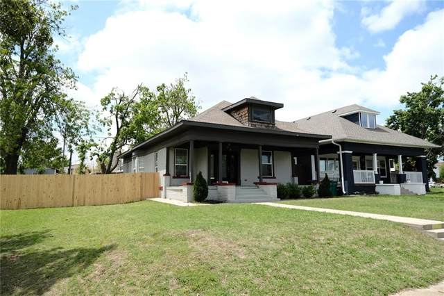 1627 N Klein Avenue, Oklahoma City, OK 73106 (MLS #957170) :: The UB Home Team at Whittington Realty