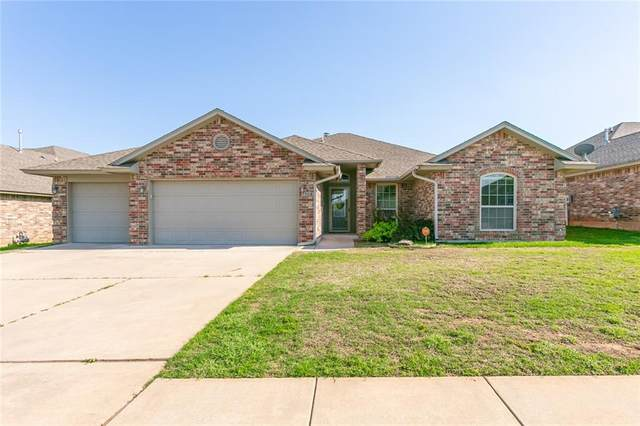 1508 SE 13th Street, Moore, OK 73160 (MLS #957179) :: Homestead & Co