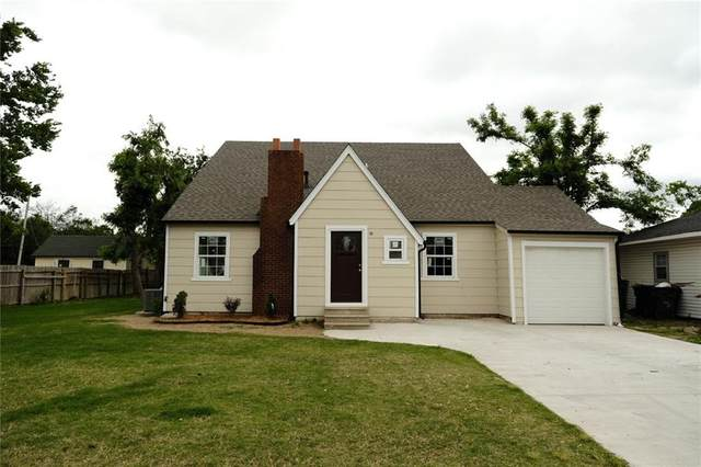 1222 NW 92nd Street, Oklahoma City, OK 73114 (MLS #957180) :: Keller Williams Realty Elite