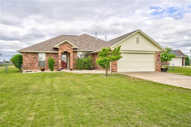 2555 Painted Wagon Circle, Piedmont, OK 73078 (MLS #957182) :: KG Realty