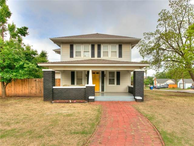 602 S Hoff Avenue, El Reno, OK 73036 (MLS #957195) :: Keller Williams Realty Elite