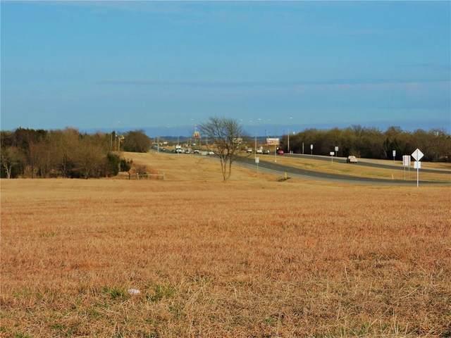 W Hwy 7, Sulphur, OK 73086 (MLS #957206) :: Homestead & Co