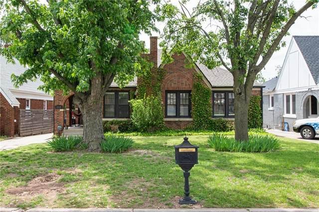 2420 NW 12th Street, Oklahoma City, OK 73107 (MLS #957209) :: Homestead & Co