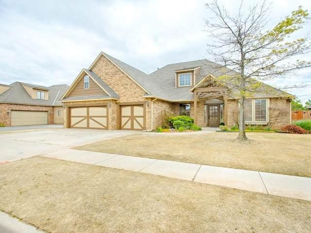 16336 Winding Park Drive, Edmond, OK 73013 (MLS #957210) :: Keller Williams Realty Elite