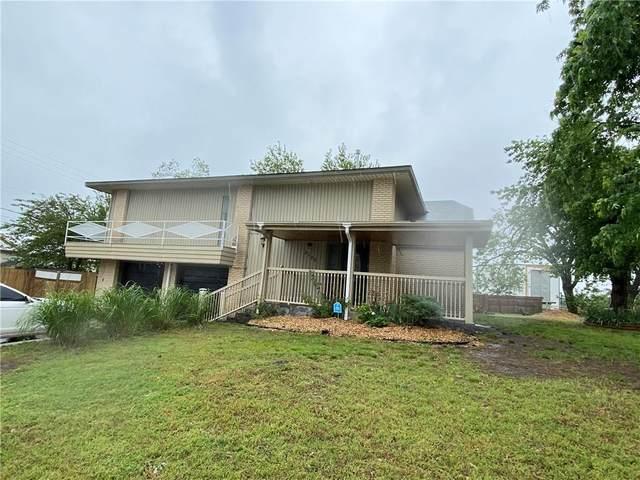 2100 Nichols Drive, Choctaw, OK 73020 (MLS #957214) :: Homestead & Co