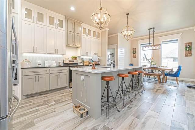 8330 Moose Ridge Street, Guthrie, OK 73044 (MLS #957215) :: The UB Home Team at Whittington Realty
