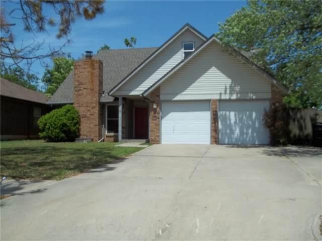 1517 NE 26 Street, Moore, OK 73160 (MLS #957248) :: KG Realty