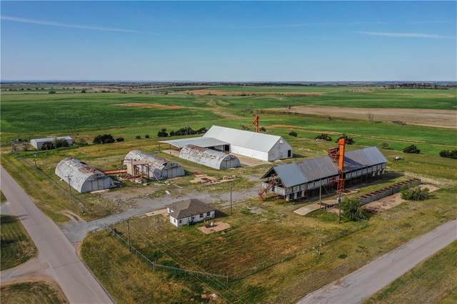 15008 Cs 2550 Road, Lookeba, OK 73053 (MLS #957254) :: Keller Williams Realty Elite