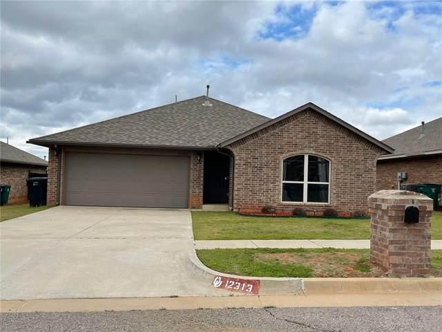 12313 Nittany Drive, Oklahoma City, OK 73120 (MLS #957258) :: Homestead & Co