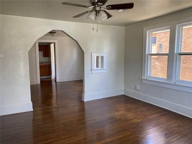 2856 NW 21st Street, Oklahoma City, OK 73107 (MLS #957261) :: Homestead & Co