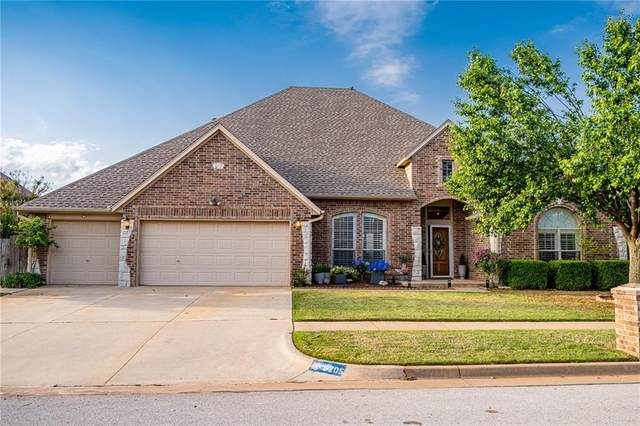 9205 SW 26th Street, Oklahoma City, OK 73128 (MLS #957262) :: Keller Williams Realty Elite