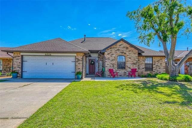8328 Woodhue Drive, Oklahoma City, OK 73135 (MLS #957267) :: Keller Williams Realty Elite