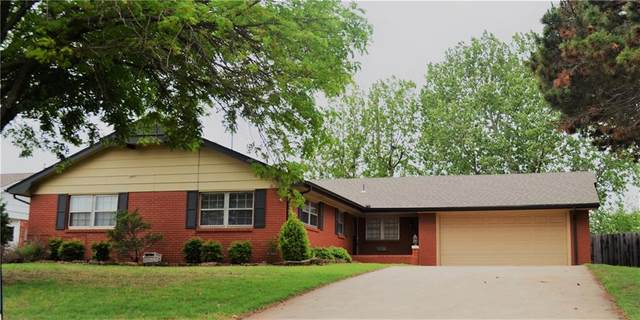 1604 Crestview Drive, Cordell, OK 73632 (MLS #957269) :: Keller Williams Realty Elite