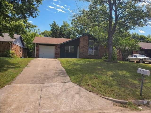 223 S Dixon Avenue, Shawnee, OK 74801 (MLS #957273) :: Keller Williams Realty Elite