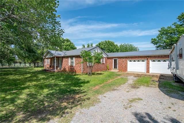 2802 Farmer Road, Marlow, OK 73055 (MLS #957274) :: Erhardt Group
