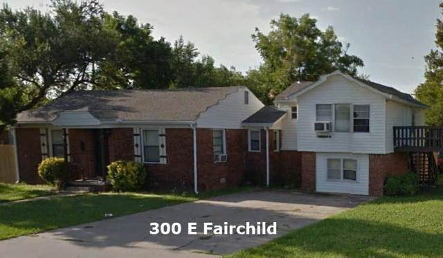 300 E Fairchild Drive, Midwest City, OK 73110 (MLS #957283) :: Homestead & Co