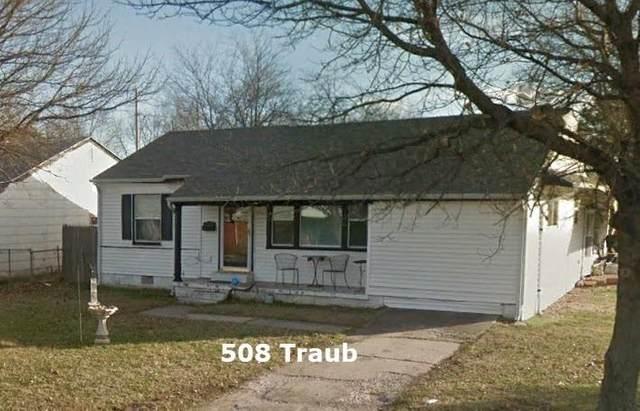 508 Traub Place, Midwest City, OK 73110 (MLS #957289) :: Erhardt Group at Keller Williams Mulinix OKC